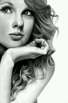 Taylor Swift- drawn