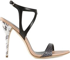 Narciso Rodriguez strappy sandals