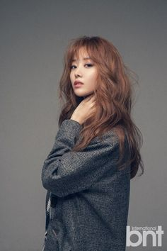 Song Ji Eun for bnt international