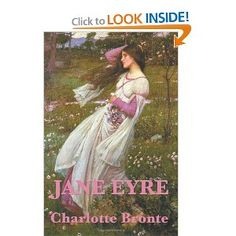I love old fashioned literature!  Jane Eyre is your classic love story.  Sure to win the heart of anyone who loves a good romance.