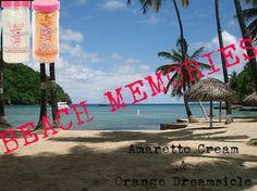 Pink Zebra Sprinkles Recipe featuring Orange Dreamsicle and Amaretto Cream sprinkles www.sprinkledpz.com