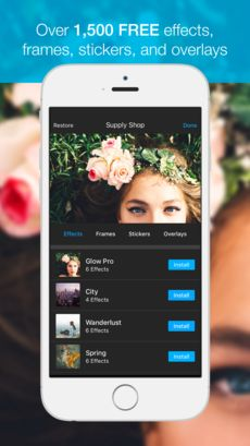 Photo Editor by Aviary on the AppStore