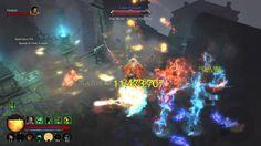PS4 Diablo Gear Run