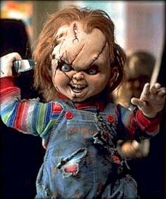 74 Best Chucky And Tiffany Images Horror Films Horror Movies