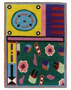 Image result for Nathalie du Pasquier carpets