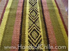 Piecera, alfombra, camino ??? Tú decides