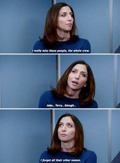 Gina Linetti in season 3