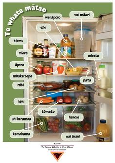 Fridge School Resources, Teaching Resources, Teaching Ideas, Maori Words, Children's Picture Books, Student Teacher, Thinking Day, Learning Tools, Early Childhood Education
