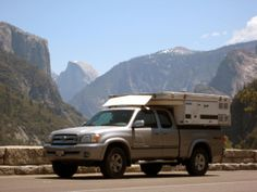 Eagle airfoil on 01 Tacoma - Four Wheel Camper Discussions - Wander the West