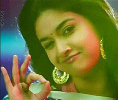 Love Couple Images, Couples Images, Punjabi Wedding Couple, Wedding Couples, South Actress, South Indian Actress, Most Beautiful Indian Actress, Beautiful Actresses, Kirthi Suresh