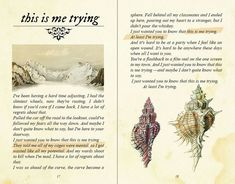 Taylor Swift Book, Taylor Swift Song Lyrics, Taylor Swift Posters, Taylor Alison Swift, Taylor Songs, Taylor Swift Wallpaper, Red Taylor, Taylor Swift Pictures, I Tried