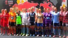 The W-League kicks-off today, bringing with it 70 games over 14 weeks, including 19 double-headers 14 of which will be broadcast on the ABC and FOX, 26 international players and 19 out of 23 of the current Matildas lining-up in one of the nine teams. Don't miss it! 05.11.16