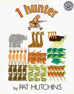 1.hunter.-counting by Pat Hutchins
