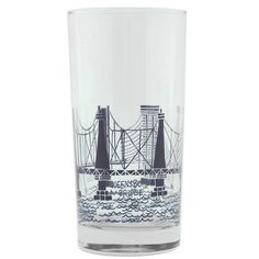 Bridge & Tunnel Glass - New York Patterns - Patterns & Collections