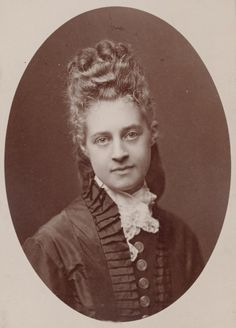 L'ancienne cour : Princess Frederica of Hanover