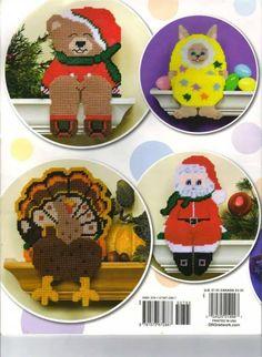 Christmas Bear Shelf Sitter 1/4