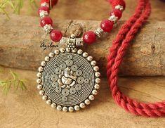Ganesha, Handmade Necklaces, Necklace Set, Ethnic, Artisan, Gemstones, Bracelets, Pattern, Jewelry