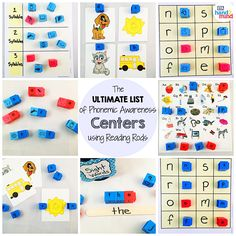 133 Best Literacy Centers Images On Pinterest In 2019 Literacy