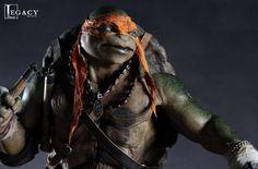 Legacy Effects Teenage Mutant Ninja Turtles - Mikey