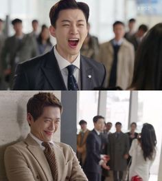 Chief Kim in a nutshell... SEO IS SO ADORABLE WHEN HE SCREAMS