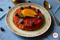 Rosii la borcan pentru iarna | Prăjiturici și altele Creme Caramel, Pancakes, Mango, Breakfast, Food, Manga, Morning Coffee, Creme Brulee, Eten