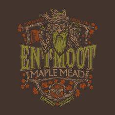 Entmoot Maple Mead Brew Tee