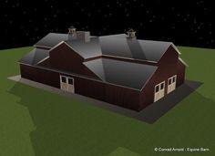 Event Barn Plans - Design Floor Plan