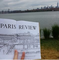 #ReadEverywhere with time to kill in Brooklyn.