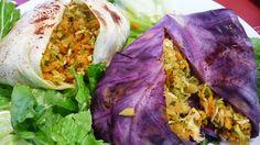 Pinks Pantry: Shredded Chicken Cabbage Rolls