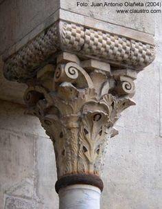 Capitel de la Catedral de San Giminiano,en Modena