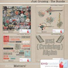 Just Cruising -The Bundle by KimB