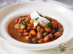 Bableves - GabyKonyha Naan, Chana Masala, Ethnic Recipes, Food, Essen, Meals, Yemek, Eten