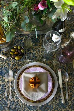 """the adventures of tartanscot™: """"Celebrating 'The Table' . . . """""""
