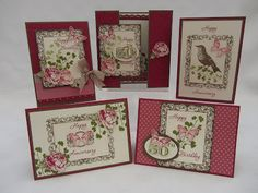 Stamping Moments: Papaya Collage Stamp Class.....