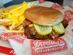 Freddy's Frozen Custard & Steakburgers in Orlando, FL