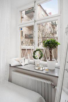 Les petites surfaces du jour : blanc intégral | PLANETE DECO a homes world