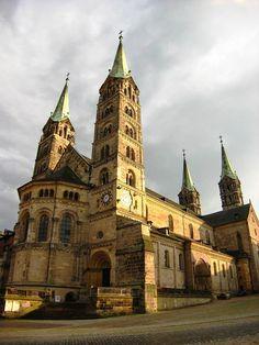 Catedral de Bamberg (Alemania) (s. XIII).Gótico centroeuropeo.