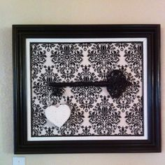 Dianna made this. Saw it at her house. So amazing!