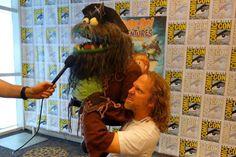 Captain Gnarly Beard puppet- Scooby Doo Adventures