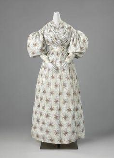 Summer Dress  c.1830-1832  The Netherlands  Rijksmuseum