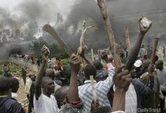 About 200 Boko Haram Terrorists Killed By Civilians In Borno attack yesterday morning!