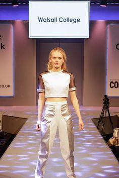 Walsall College - Graduate Catwalk B on the Image Catwalk at Clothes Show Live