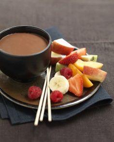 Image_Fondue de chocolate com fruta