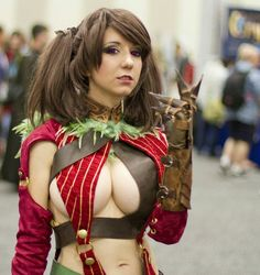 Riki LeCotey (Riddle) as Tira from Soul Calibur Cosplay Outfits, Cosplay Girls, Cosplay Costumes, Superhero Cosplay, Soul Calibur, San Diego Comic Con, In The Flesh, Riddles, Nice Tops