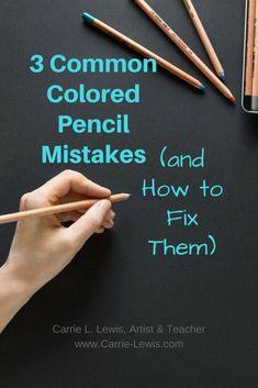 3 Common Colored Pen