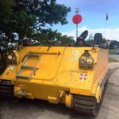 Danish M113 APC
