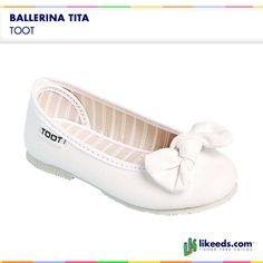 Ballerina Tita de Toot para nenas. Para conocer talles, colores y comprar ¡Hacé click en la imagen!