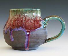 extra large coffee mug 37oz - ohh pretty