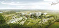 New Hospital in Jutland / CuraVita