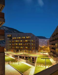 "Gallery of ""CasaNova"" Social Housing / cdm architetti associati - 12"